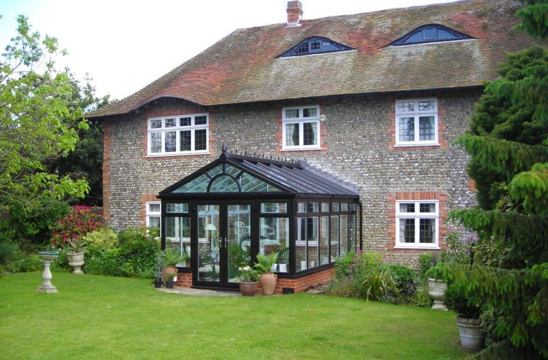 Gable End Conservatory