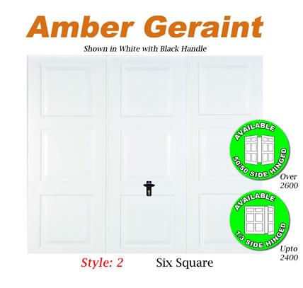 Amber Geraint