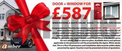 door window voucher
