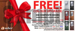 Free Colour Upgrade Sample Voucher