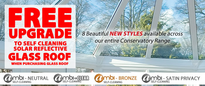 Conservatory Roof Banner