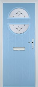 Venice Door in Duck Egg Blue