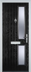 Kingston Door in Black