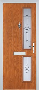 Kingston Door in Light Oak
