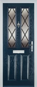 Edale Door in Blue