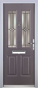 Edale Door in Grey