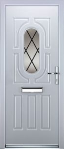 Birmingham Door in White