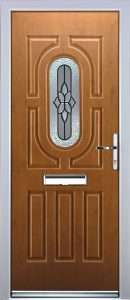 Birmingham Door in Light Oak