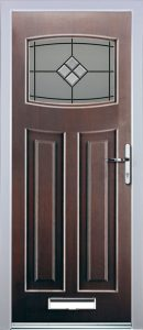 Paris Door in Rosewood