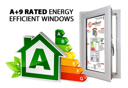 A+9 Rated Energy Efficient Windows