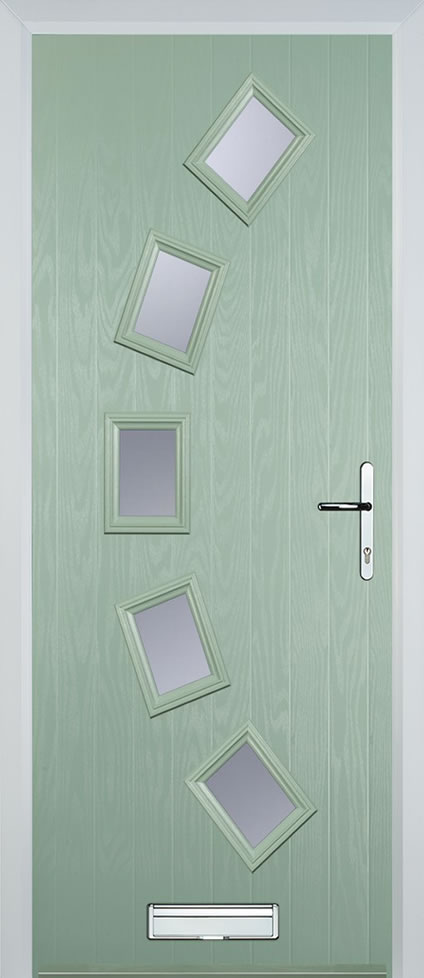 Leeds Door in Chartwell Green