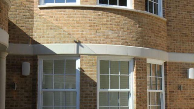 Ecoslide Windows Curved Bay