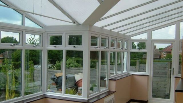 P Shaped Conservatory